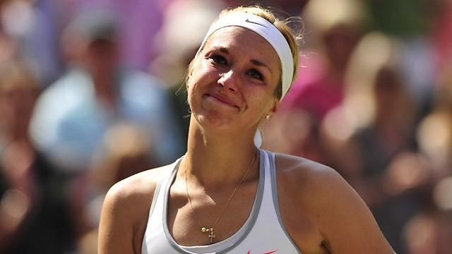 Wimbledon - Lisicki still smiling after final meltdown