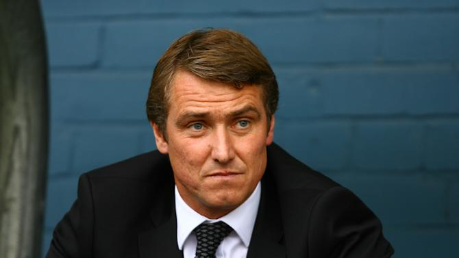 Lee Clark says he has been fully briefed on the situation at Birmingham