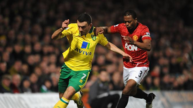 Norwich City v Manchester United - Premier League
