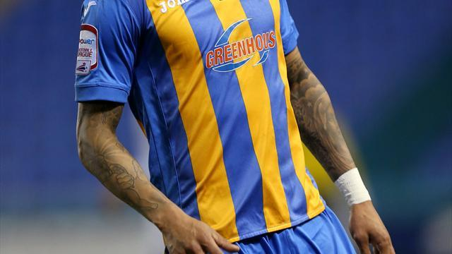 Football - Wright blow for Shrews