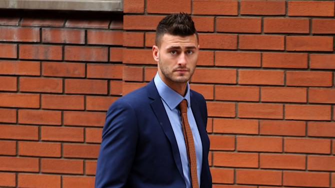Gary Madine court case
