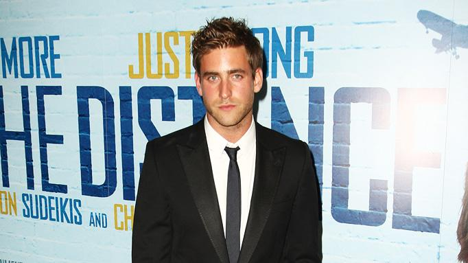 Going the Distance UK Premiere 2010 Oliver Jackson Cohen