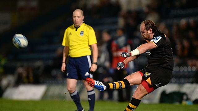 Rugby - Goode helps Wasps sting Stade