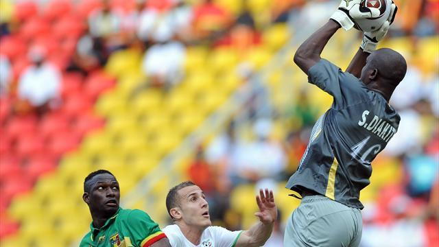 African Cup of Nations - Penalty saving hero back for Mali