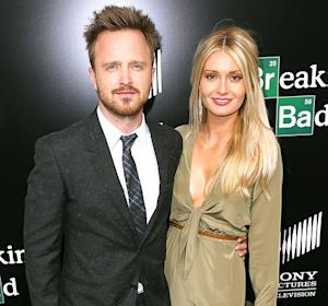 Aaron Paul, Wife Lauren Parsekian Met and Had First Kiss on Coachella Ferris Wheel