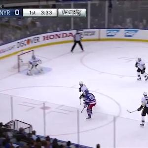 Pittsburgh Penguins at NY Rangers Rangers - 04/18/2015