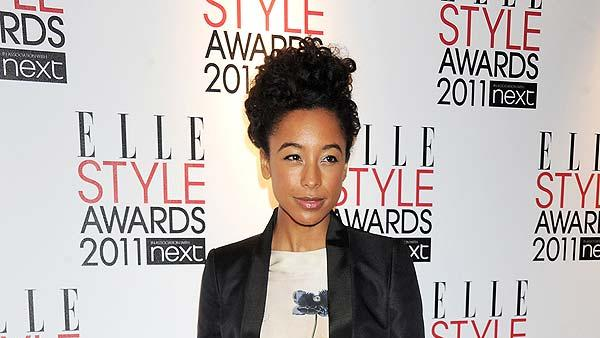 Corinne Bailey Rae ELLE Style Awards