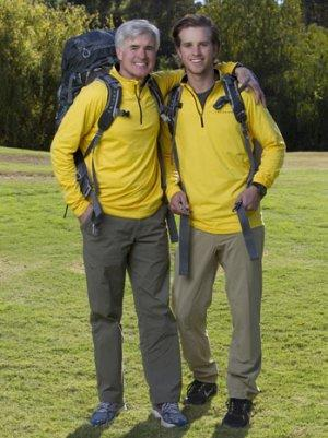 'Amazing Race': Dave and Connor on Their 'Heartbreaking' Decision to Withdraw From Competition