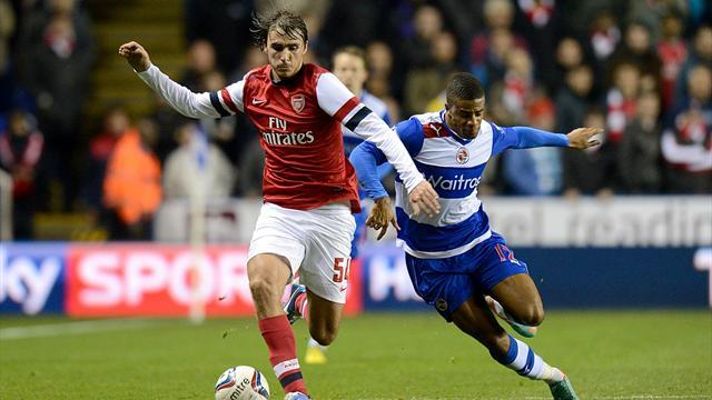 League Cup - Arsenal win 12-goal extra-time classic at Reading