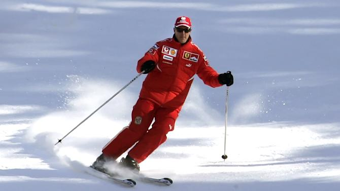 Michael Schumacher in Critical State after Ski Accident