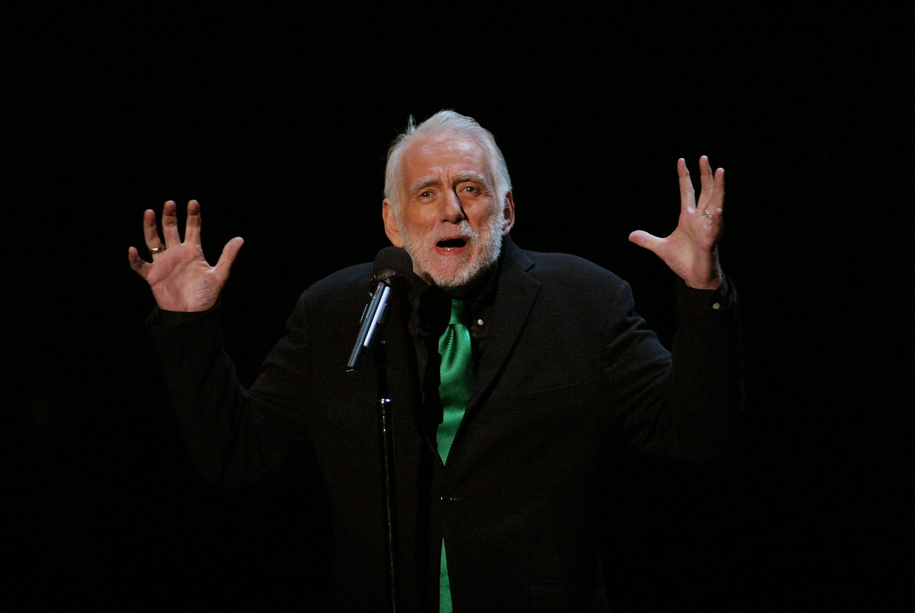 US poet, singer Rod McKuen dies at 81