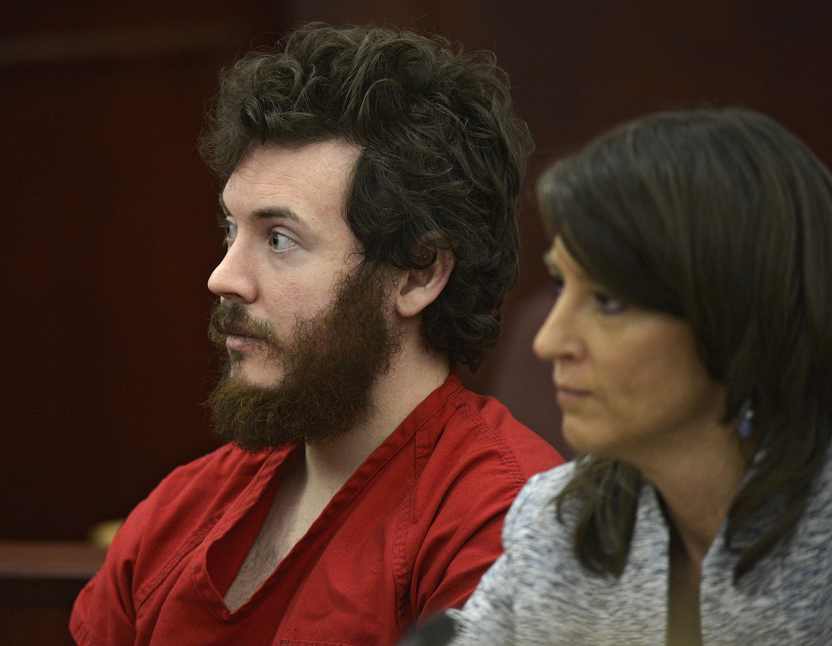 On video, theater gunman says killings got him 'value units'