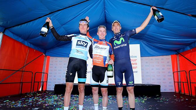 2013 Tour Down Under - Stage 6
