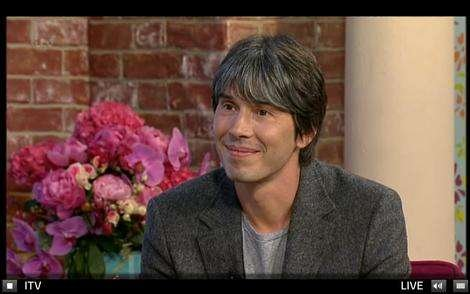 ITV This Morning: Professor Brian Cox