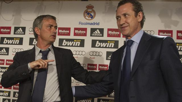 Liga - Valdano: Mourinho was a 'below average' Real boss