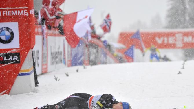 FIS World Cup - Cross Country - Women's Final Climb