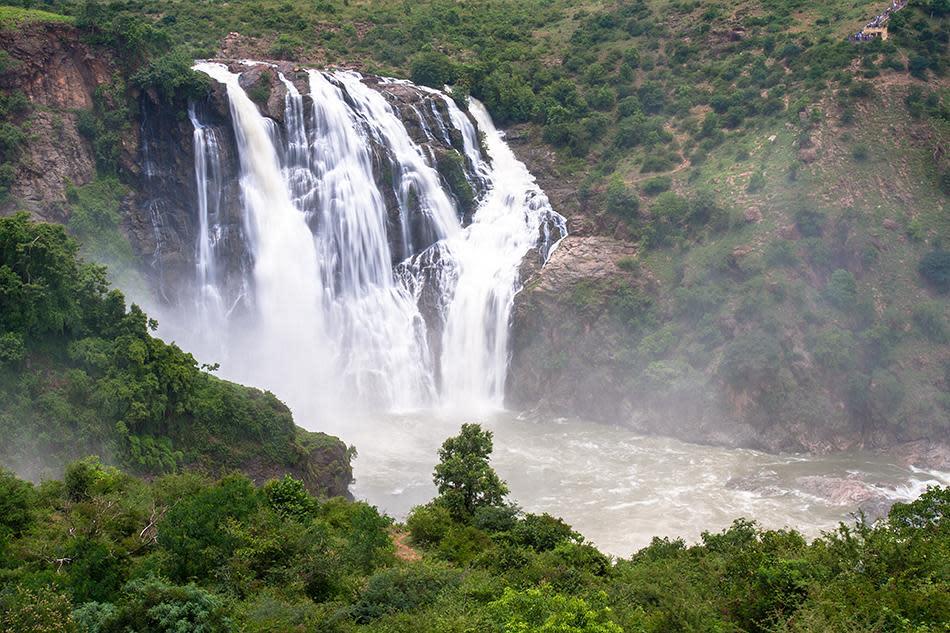 Travel - Waterfalls of Karnataka