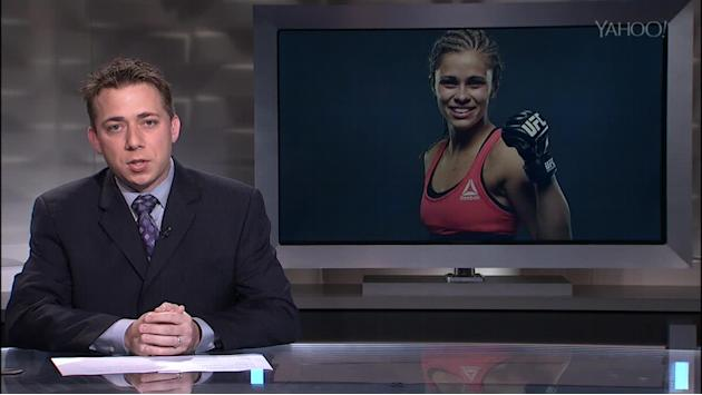 UFC star hoping to inspire, like Rousey