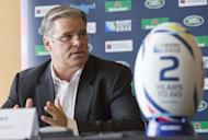 Brett Gosper, International Rugby Board Chief Executive, insists the global governing body's change of name is more than a cosmetic exercise