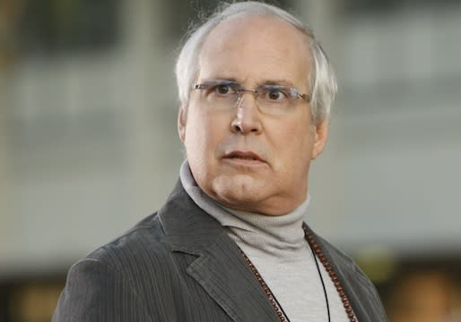 Chevy Chase Leaves NBC's Community