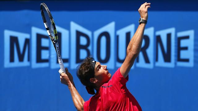 Australian Open men - Nadal v Tomic: LIVE