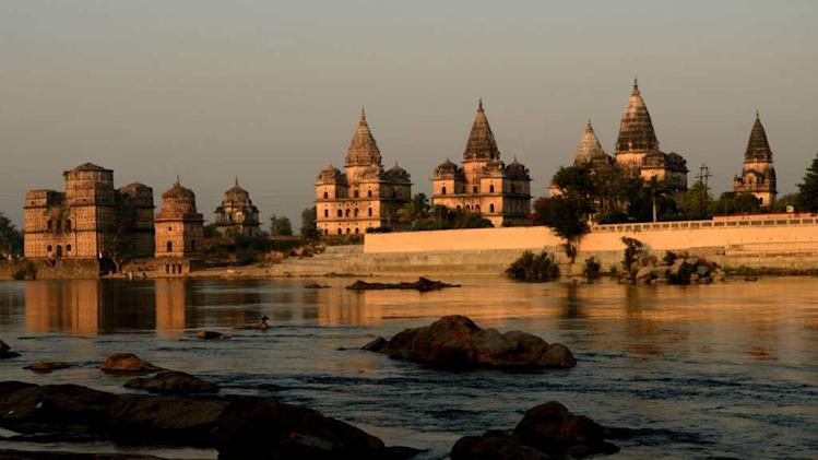 Travel 2013 destinations Orchha