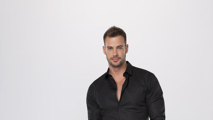 "William Levy competes on Season 14 of ""Dancing With the Stars."""