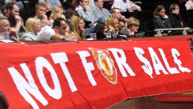 United fans group angered by Glazers' plans