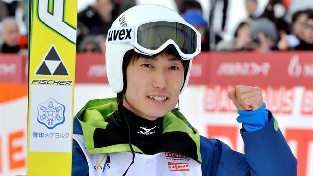Ski Jumping - Ito edges out Bardal in Lahti