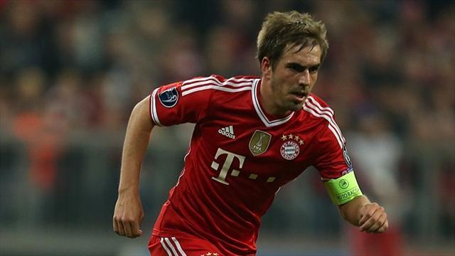 Champions League - Lahm rues horrible tactical errors
