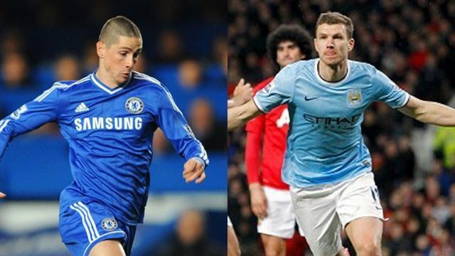 Premier League - Inter chief Thohir confirms Torres, Dzeko interest