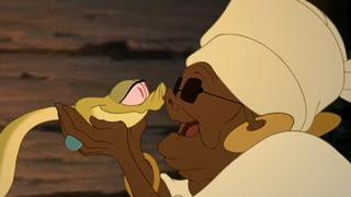 The Princess And The Frog: Intro Mama Odie Internet Clip