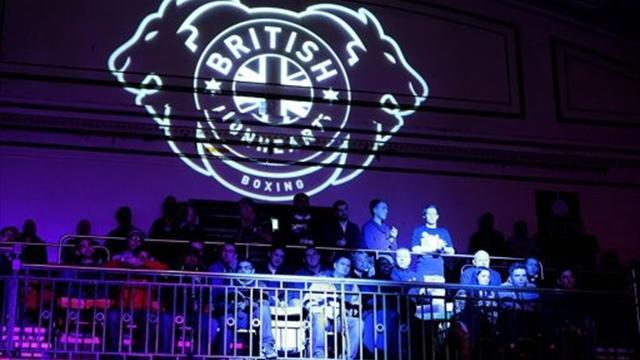 Boxing - British Lionhearts withdrawn from WSB