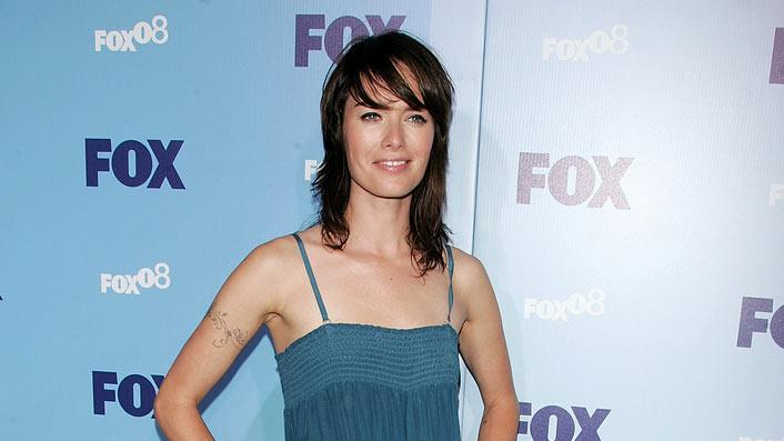 Lena Headey arrives at the 2008 FOX UpFront at Wollman Rink in Central Park on May 15, 2008 in New York City.