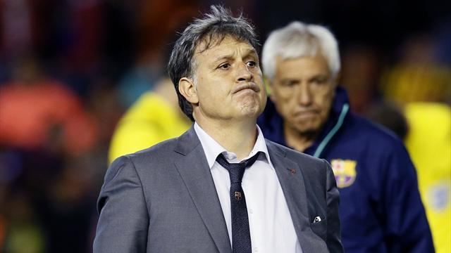 Liga - Tata: No excuses, Barcelona don't deserve the title