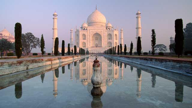 Taj Mahal Replica to Be Built in Dubai