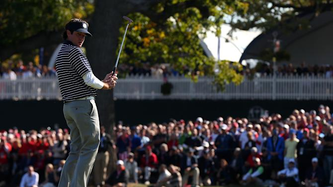Ryder Cup - Day Two Foursomes