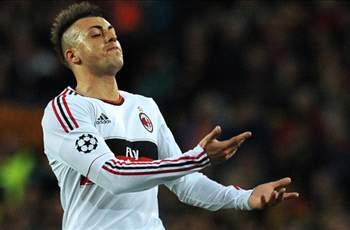 Napoli link an honour, says El Shaarawy agent