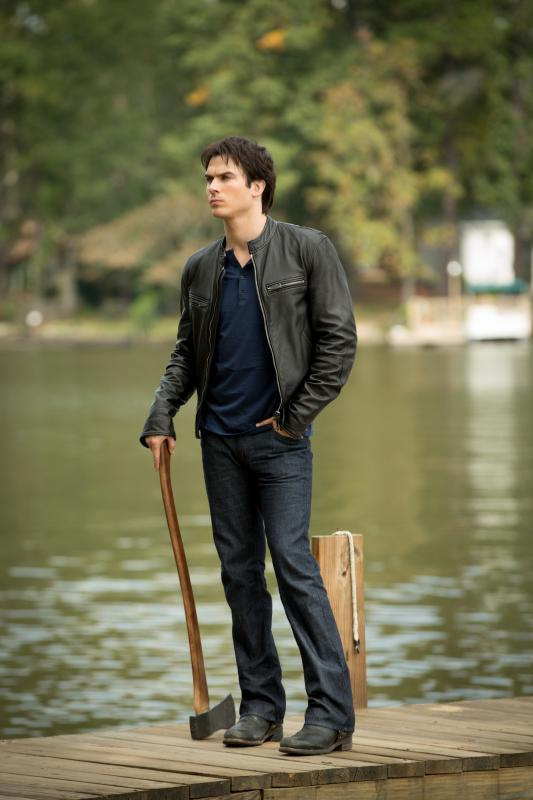 """The Vampire Diaries"" -- ""O Come, All Ye Faithful"""