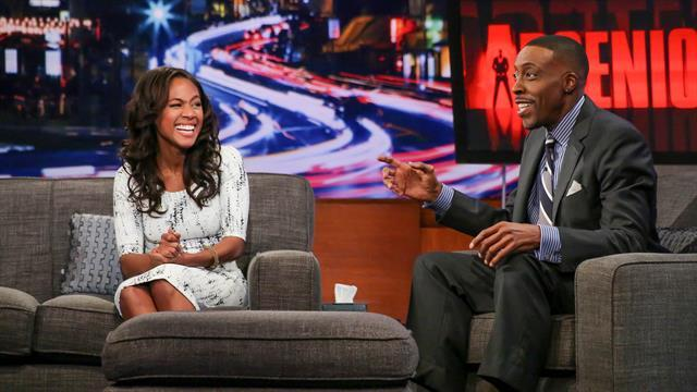 Nicole Beharie Shares The Secrets Of 'Sleepy Hollow'
