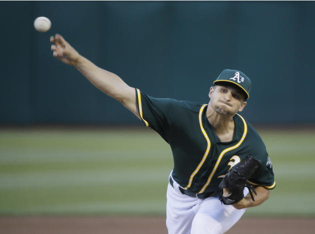 Reddick, Davis, Butler homer for A's in 7-1 win over Rockies