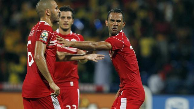 Football - Tunisia recall Khalifa for World Cup play-off
