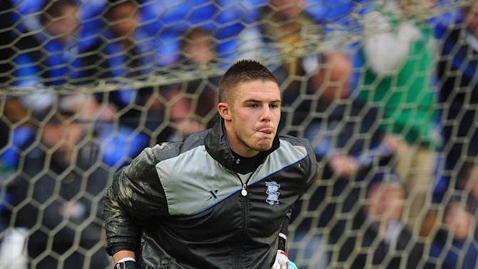 Jack Butland is one of three Championship players named in the Team GB squad for the Olympics