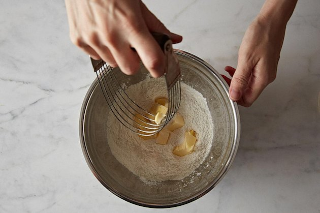 Butter in pie crust from Food52
