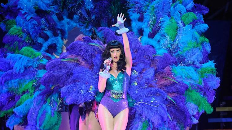 Katy Perry California Dreams Tour