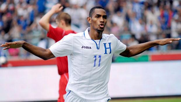 Int'l Roundup: Jerry Bengtson scores as Honduras move closer to World Cup berth