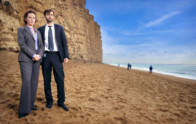 Broadchurch... only 29 people know killer's identity (Copyright: ITV)