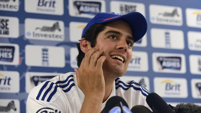 Ashes - England play down concerns over Cook back injury