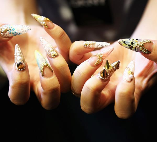 fashion week manicures