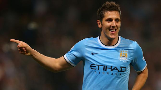 Soccer - Capital One Cup - Third Round - Manchester City v Wigan Athletic